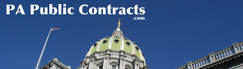 PA Public Contracts | Pennsylvania Public Contracts